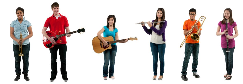 7 Razones para que los adolescentes toquen un instrumento ...