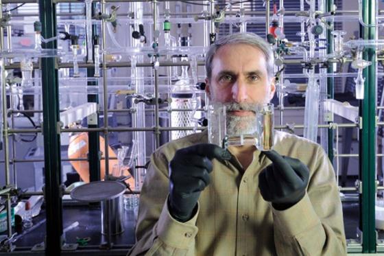 El químico estadounidense Daniel Nocera. / Harvard Gazette